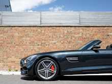 Mercedes AMG GT C Roadster - Thumb 25