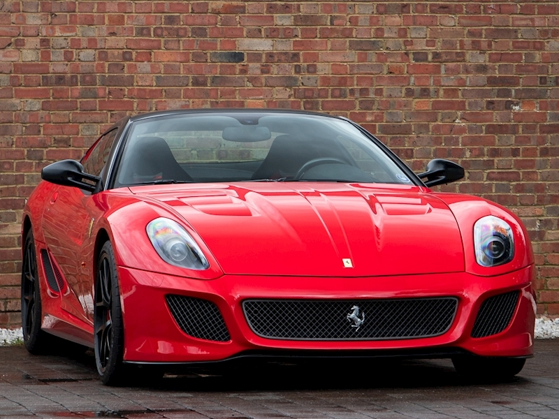 599 Gto V12 Coupe 6.0 Manual Petrol