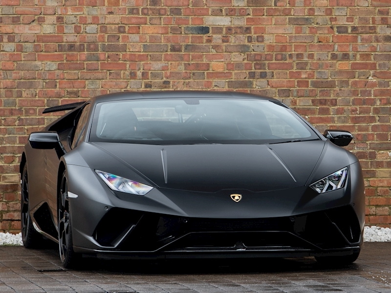 Huracan Lp 640-4 Performante Coupe 5.2 Semi Auto Petrol