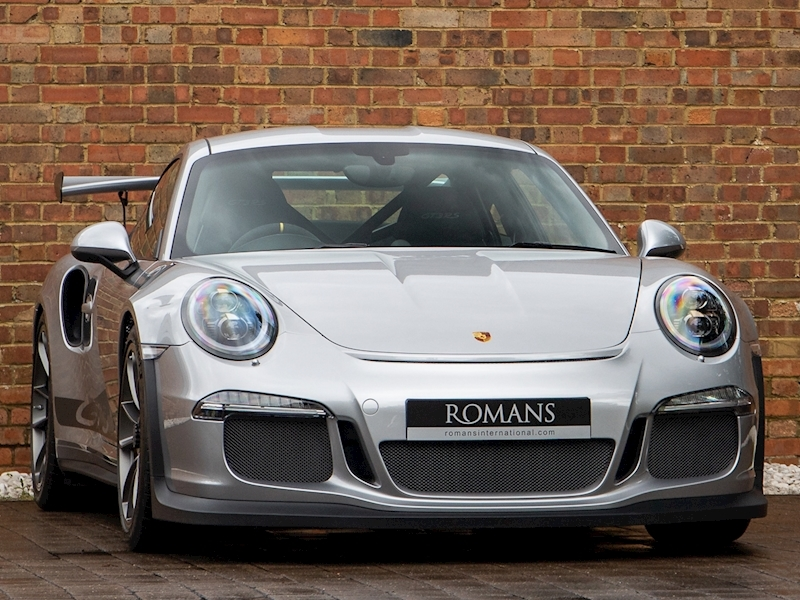 911 Gt3 Rs Pdk Coupe 4.0 Semi Auto Petrol