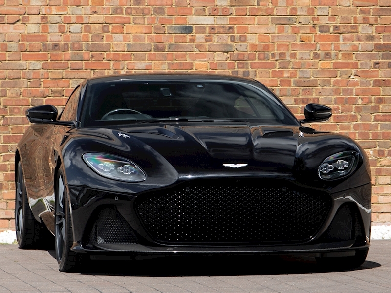 Dbs Superleggera V12 Coupe 5.2 Automatic Petrol