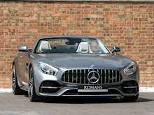 Mercedes AMG GT C Roadster - Thumb 0
