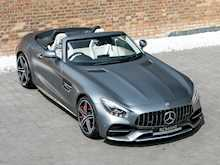 Mercedes AMG GT C Roadster - Thumb 7