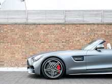 Mercedes AMG GT C Roadster - Thumb 22