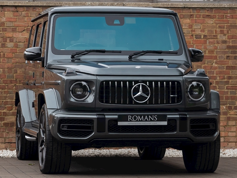 G-Class Amg G 63 4Matic Estate 4.0 Automatic Petrol
