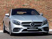 Mercedes S560 AMG Line Coupe - Thumb 0