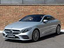 Mercedes S560 AMG Line Coupe - Thumb 5