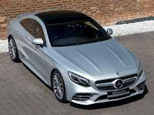 Mercedes S560 AMG Line Coupe - Thumb 7