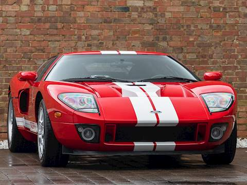 Ford Gt Gt