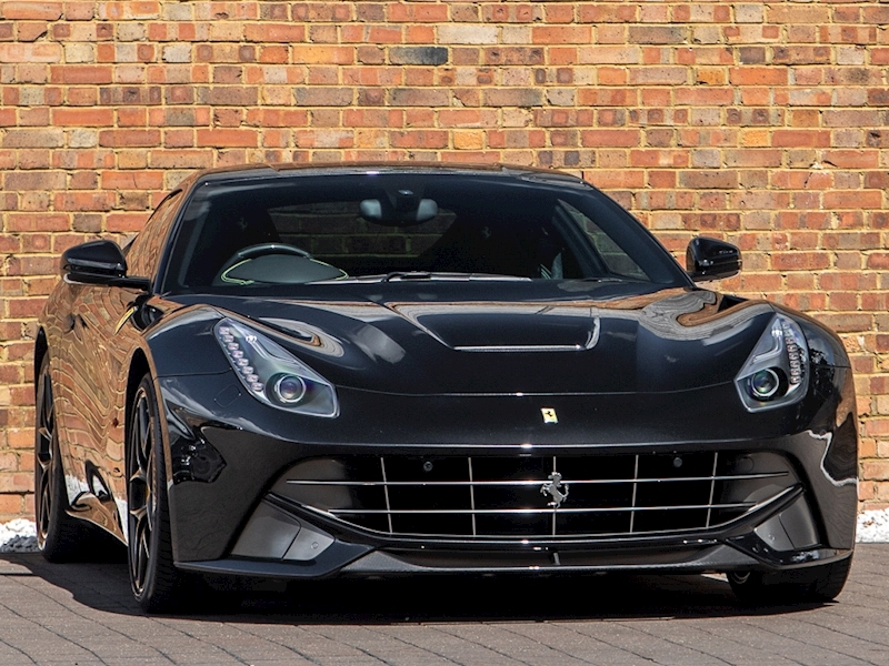 F12berlinetta Ab Coupe 6.3 Semi Auto Petrol
