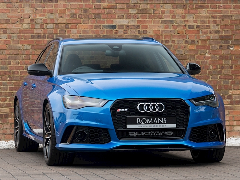RS6 Avant 4.0T Fsi Quattro Performance 5dr