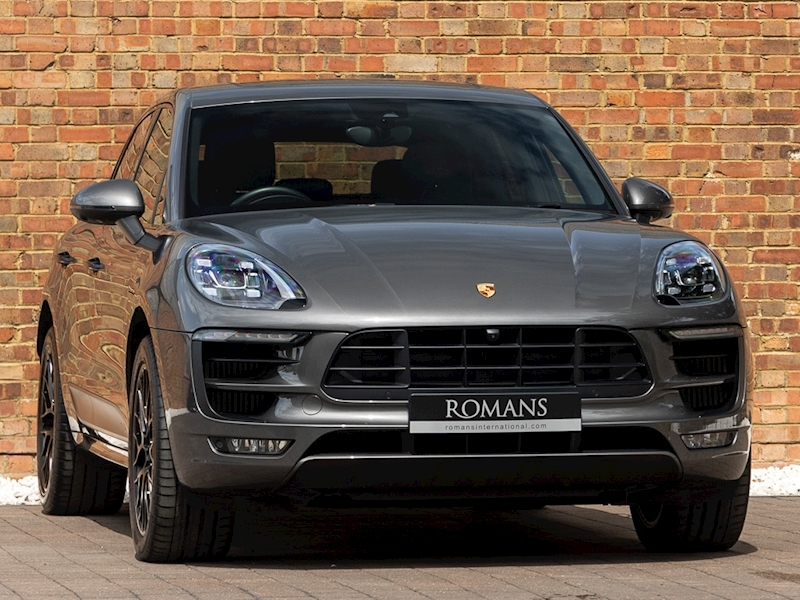 Macan Estate GTS 5dr Pdk