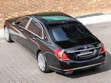 Mercedes Maybach S600 - Thumb 8