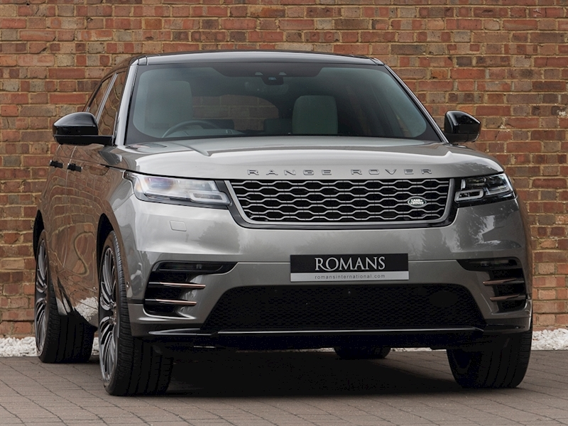 Range Rover Velar Diesel Estate 3.0 D300 First Ed