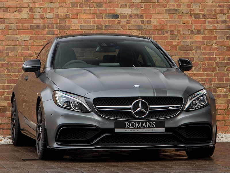 C Class AMG Coupe Special Editions C63 S