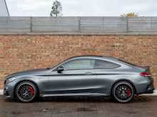 Mercedes-AMG C63 S Edition 1 - Thumb 1