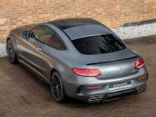 Mercedes-AMG C63 S Edition 1 - Thumb 8