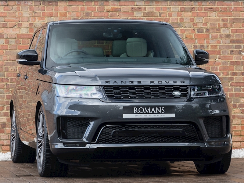 Range Rover Sport V8 Autobiography Dynamic Estate 5.0 Automatic Petrol