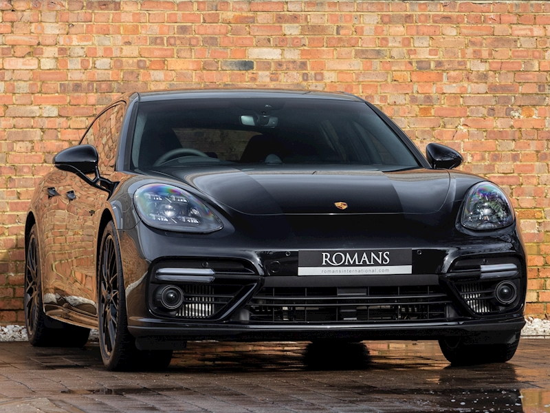 Panamera Turbo S Sport Turismo Pdk Estate 4.0 Semi Auto Petrol/Electric