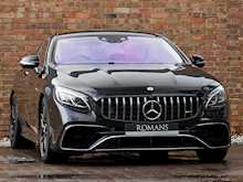 Mercedes AMG S63 Coupe - Thumb 0