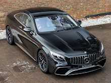 Mercedes AMG S63 Coupe - Thumb 7