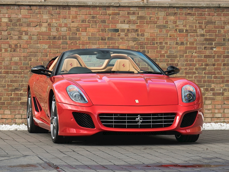 599 Aperta Convertible 5999 Others Petrol