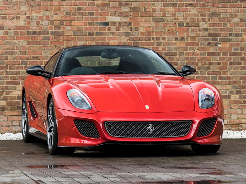 599 GTO Coupe 5999 6 speed manual petrol Petrol