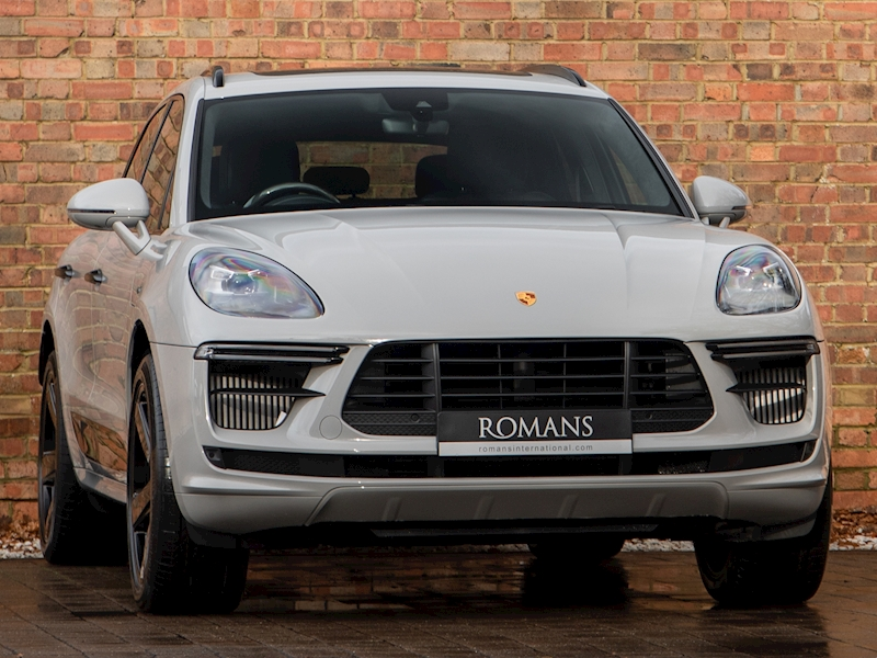 Macan Turbo Pdk Estate 2.9 Semi Auto Petrol