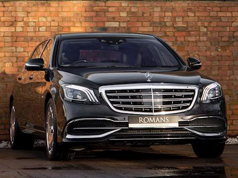 Mercedes-Benz S Class Maybach S 650
