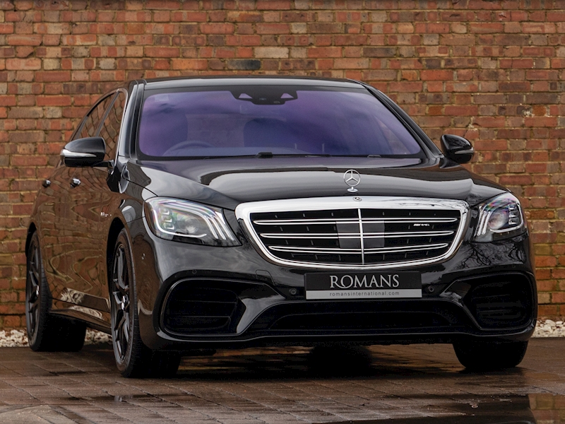 S Class Amg S 63 L Executive Saloon 4.0 Automatic Petrol