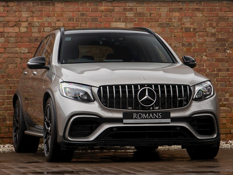 Glc-Class Amg Glc 63 4Matic Premium Estate 4.0 Automatic Petrol