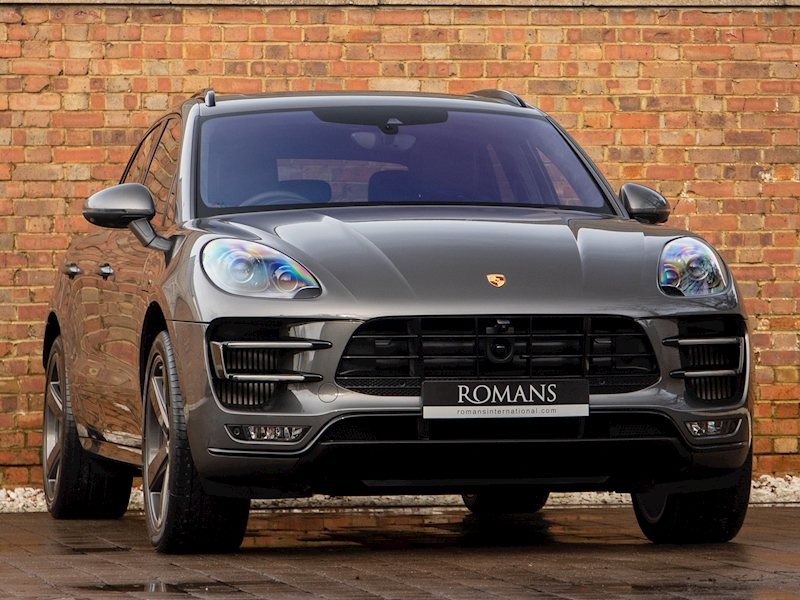 Macan Turbo Pdk Estate 3.6 Semi Auto Petrol