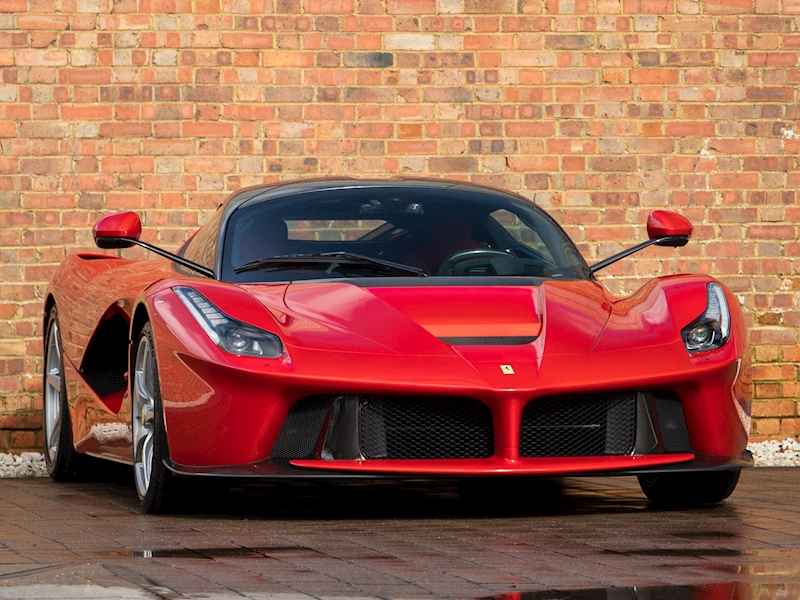 Laferrari Ab Coupe 6.3 Semi Auto Petrol/Electric
