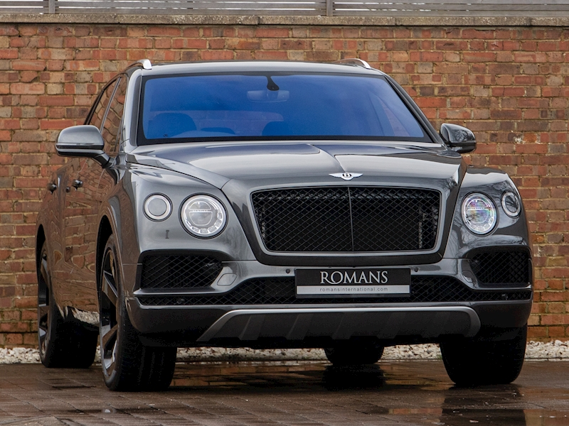 Bentayga V8 Estate 4.0 Automatic Petrol