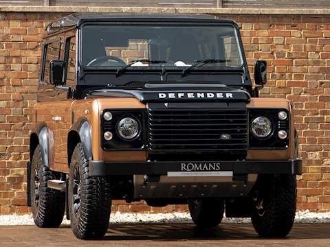 Land Rover Defender 90 Td Autobiography Station Wagon