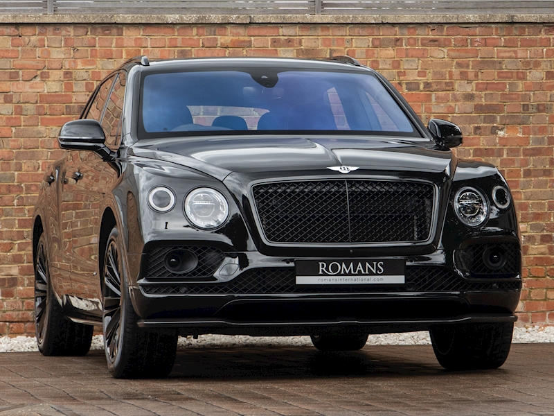 Bentayga W12 Estate 6.0 Automatic Petrol