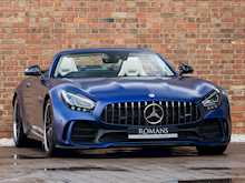 Mercedes AMG GT R Roadster - Thumb 0