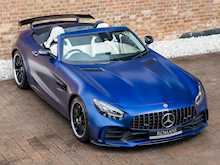 Mercedes AMG GT R Roadster - Thumb 7