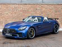 Mercedes AMG GT R Roadster - Thumb 5