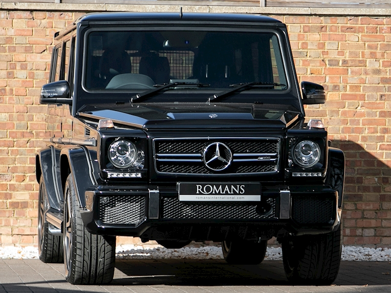 G Class AMG Station Wagon G63 5dr Tip