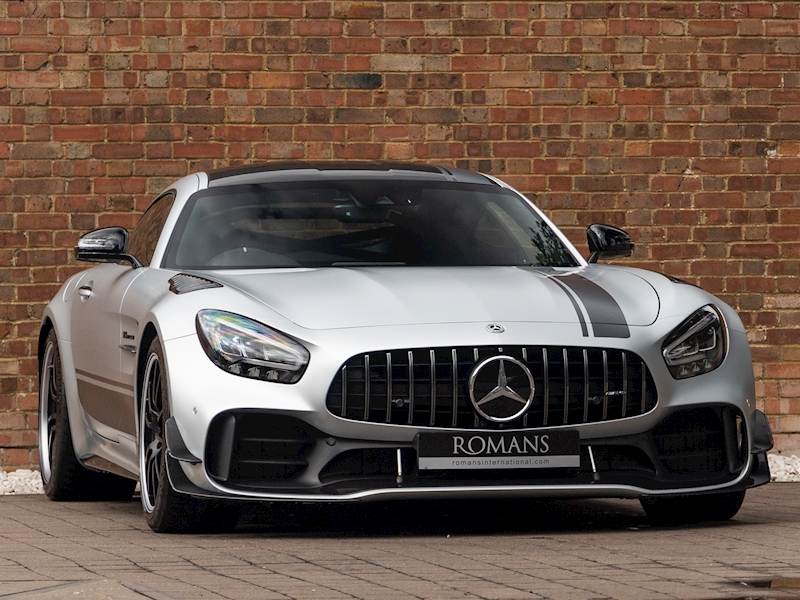 AMG GT R PRO Coupe 4.0 SpdS DCT Petrol