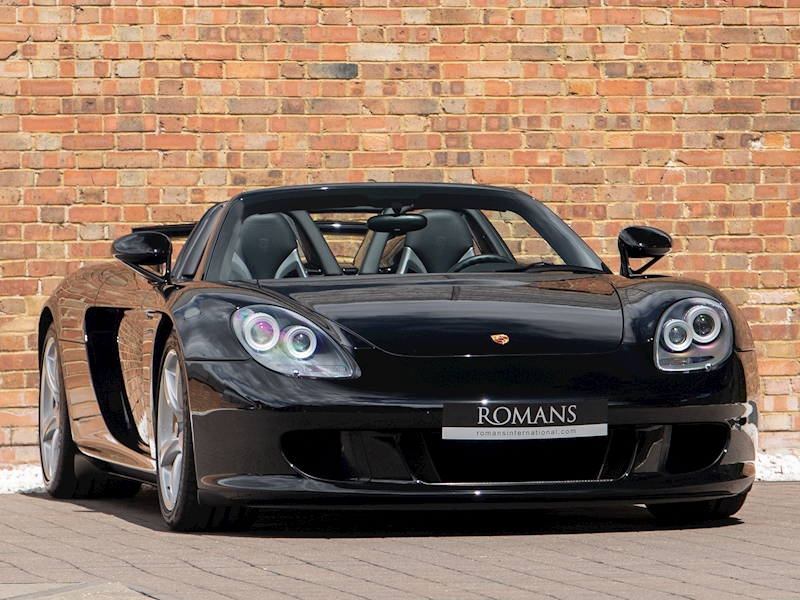 Carrera GT  Convertible  Manual Petrol
