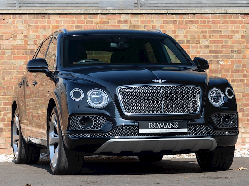 Bentayga  Estate 4.0 Automatic Diesel