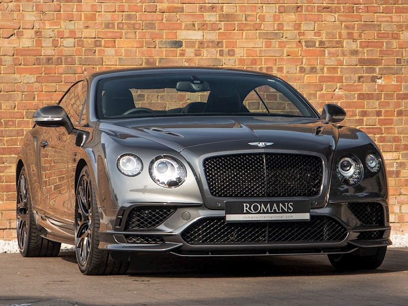 Continental GT Coupe 6.0 Was Supersports 2DR