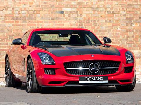 Mercedes-Benz Sls Sls Amg Gt Final Edition