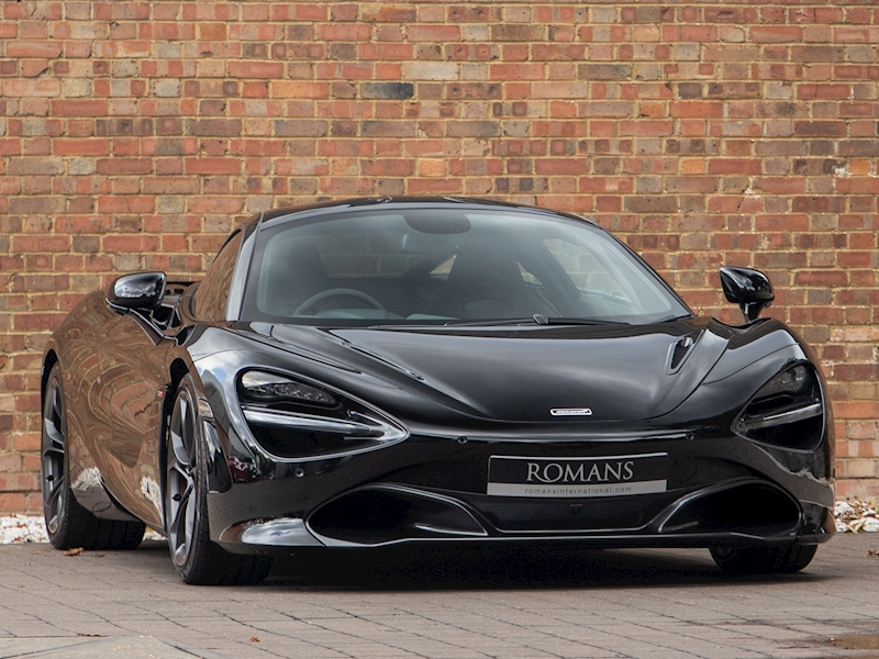 720S 4.0T V8 Coupe 2dr Petrol SSG (s/s) (720 ps) Coupe 4.0 SSG Petrol
