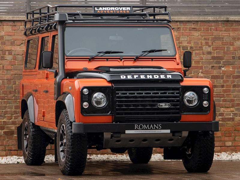 Defender 110 Adventure Edition Station Wagon 2.2 Manual Diesel