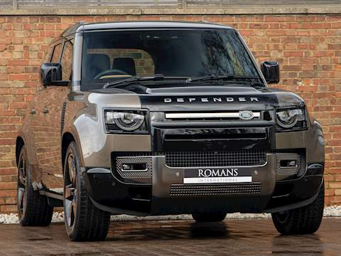 Land Rover Defender X