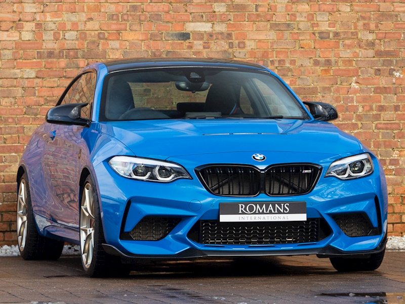 2 Series M2 CS Coupe Coupe 3.0 Automatic Petrol
