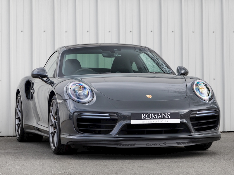 3.8T 991 Turbo S Coupe 2dr Petrol PDK 4WD (s/s) (580 ps)